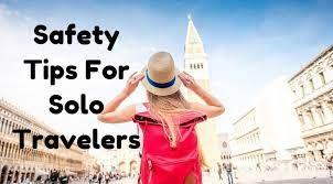 Safety Tips for Solo Female Travel in 2021