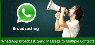 How To Send WhatsApp Message To Multiple People