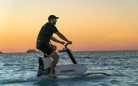 Manta5 Hydrofoiler XE-1 E-Bike Review